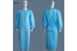 Robe chirurgicale non tissée en PP jetable