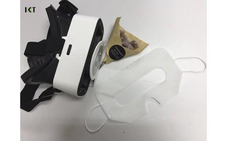 Masque d'oeil non-tissé pour des verres 3D de VR