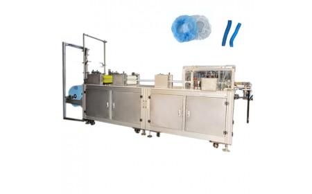 machine de fabrication de bouchons bouffants non tissés